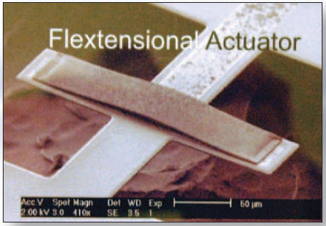 Flextensional Actuator