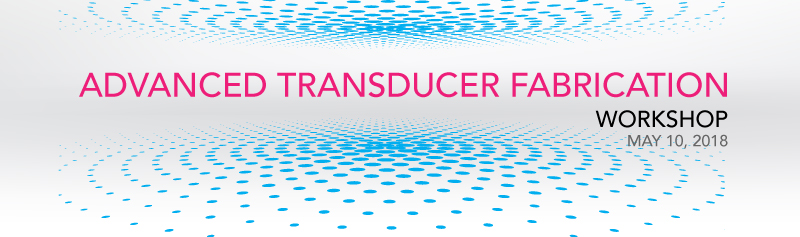Advanced Transducer Fabrication Workshop