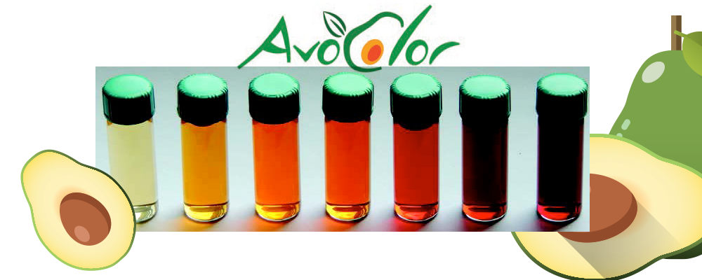 Natural Food Coloring from the seed of the avocado | AvoColor