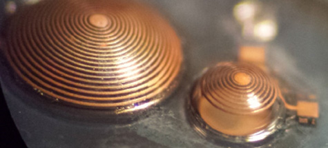 Hemispherical Coils