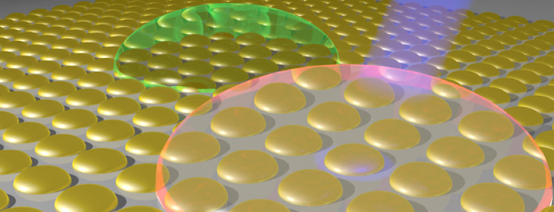 Light-driven plasmonic switches