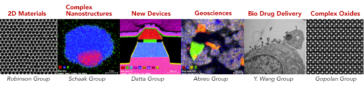 tem main img - Principle Of Electron Microscopy And Its Applications